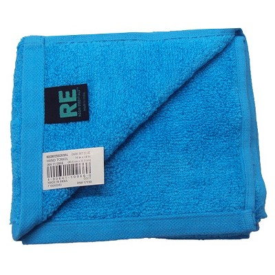 Room Essentials™ Fast Dry Hand Towel - Dark Sky Blue