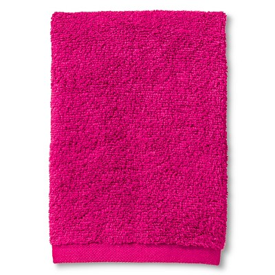 Room Essentials™ Fast Dry Hand Towel - Dashing Pink