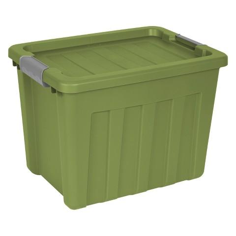 Sterilite® Ultra™ 72 Qt./18 Gal. Storage Bin