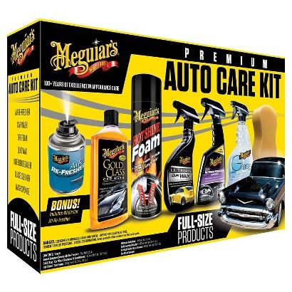 Meguiar's Complete Care Gift Kit