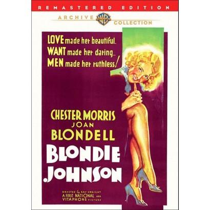 Blondie Johnson (Fullscreen)