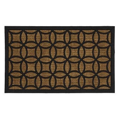 """Mohawk Home Koora Circles Doormat - 1'.5""""x2'.5"""""""