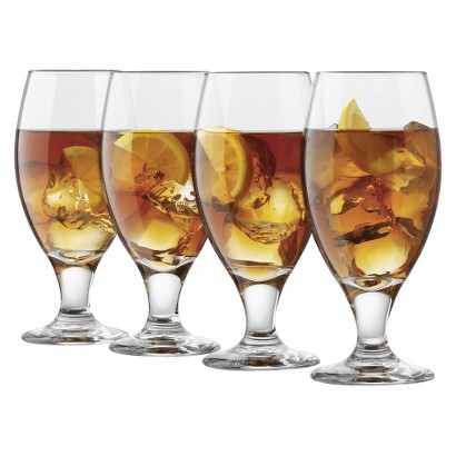 Charisma Glass Goblets Set of 4