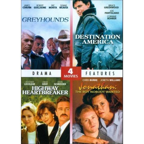 Greyhounds/Destination America/Highway Heartbreaker/Jonathan: The Boy Nobody Wanted