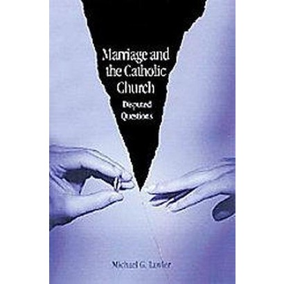 Marriage and the Catholic Church (Paperback)