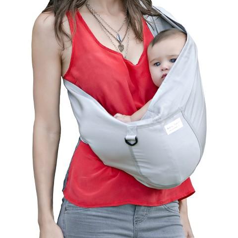 Karma Baby Cloud Organic Twill Sling Carrier - Gray