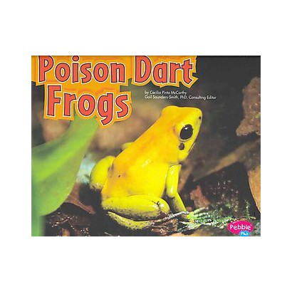 Poison Dart Frogs (Hardcover)