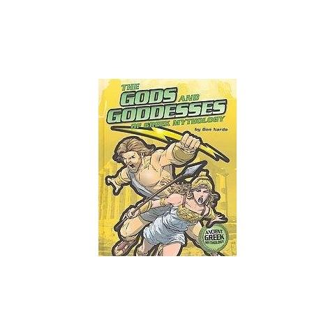The Gods and Goddesses of Greek Mythology (Hardcover)
