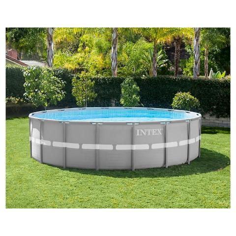 Intex 18 39 X 48 Ultra Frame Swimming Pool Target