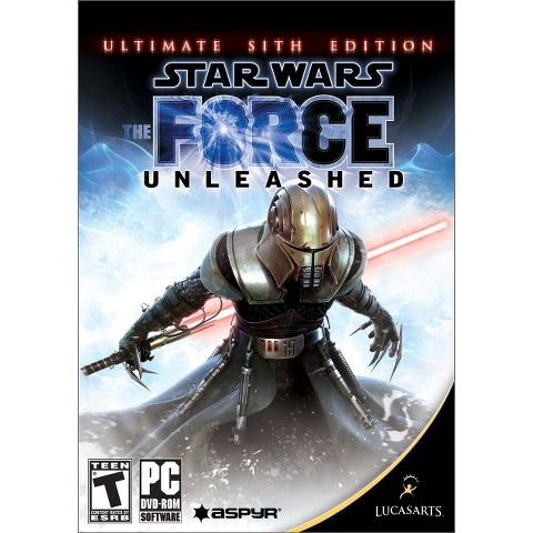 Star Wars Force Unleashed: Ult Sith (PC Game)