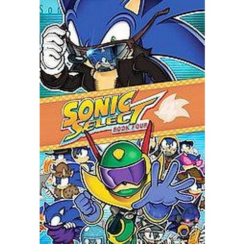 Sonic Select 4 (Paperback)