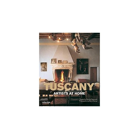 Tuscany Artists at Home (Hardcover)