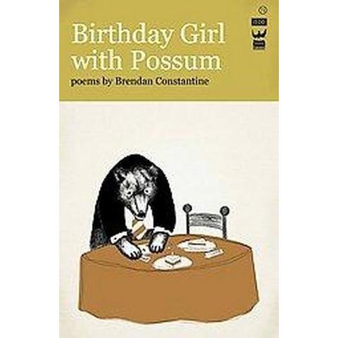 Birthday Girl With Possum (Paperback)