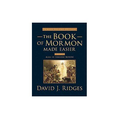 The Book of Mormon Made Easier (Hardcover)