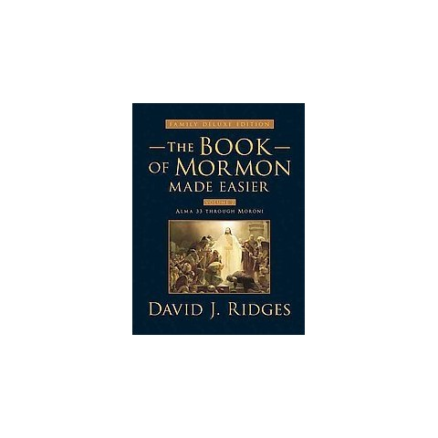 The Book of Mormon Made Easier (2) (Hardcover)