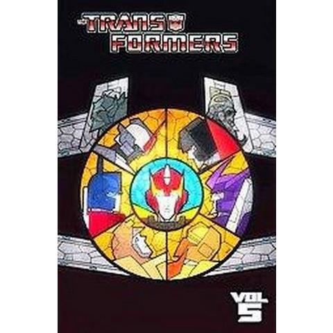 Transfomers 5 (Paperback)