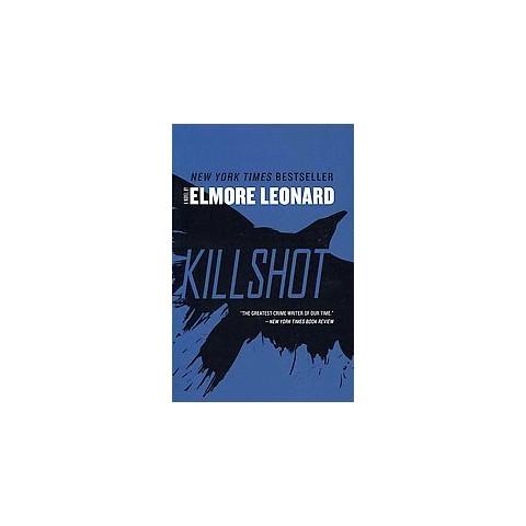 Killshot (Reprint) (Paperback)