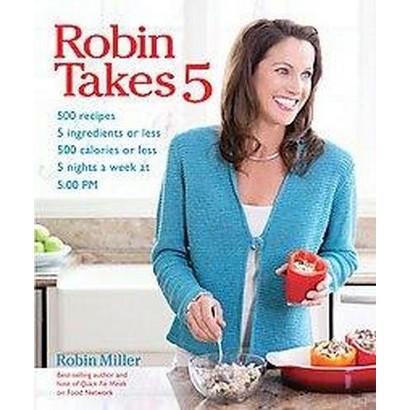 Robin Takes 5 (Paperback)