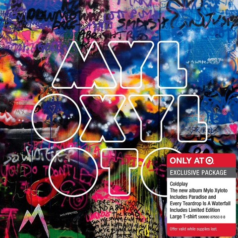 Coldplay - Mylo Xyloto - Only at Target