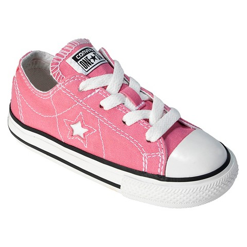 Toddler's Converse® One Star® Oxford - Pink
