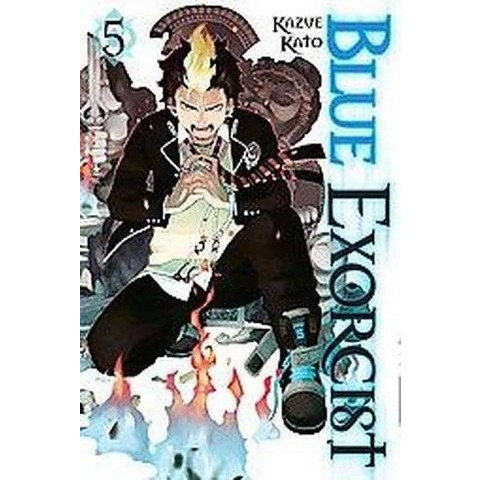 Blue Exorcist 5 (Paperback)