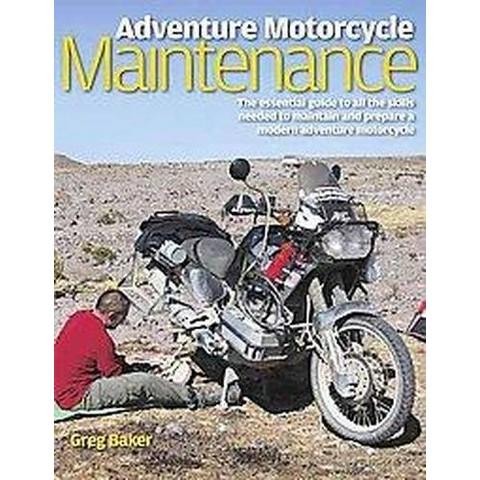 Haynes Adventure Motorcycle Maintenance Manual (Hardcover)