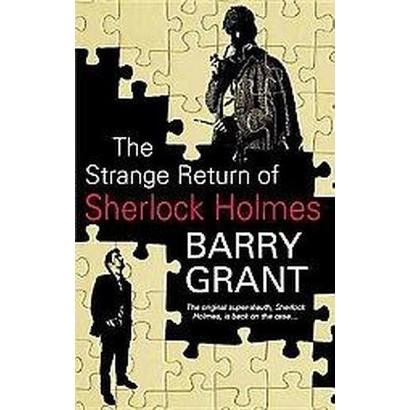 The Strange Return of Sherlock Holmes (Large Print) (Hardcover)