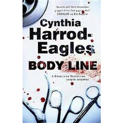 Body Line (Large Print) (Hardcover)