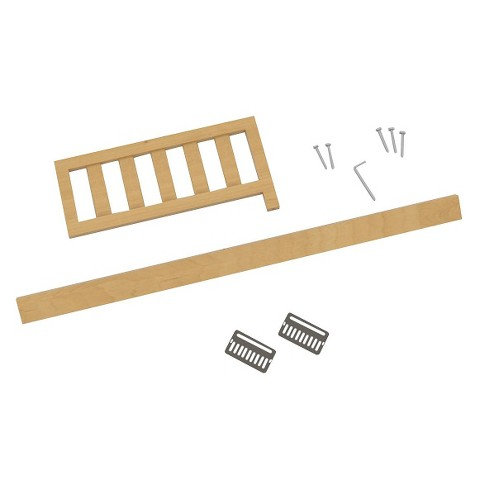 Lolly & Me Conversion Kit for McKinley and Sawyer Cribs - Natural