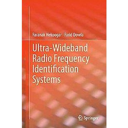 Ultra-Wideband Radio Frequency Identification Systems (Hardcover)