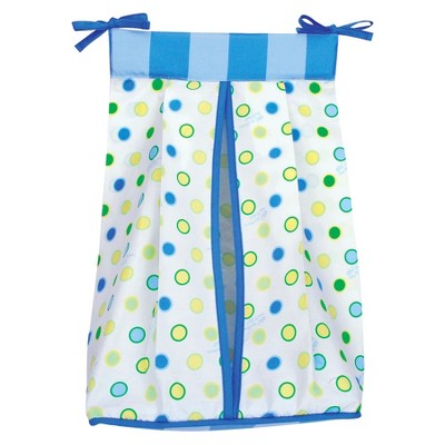 Dr Seuss Oh the Places Diaper Stacker