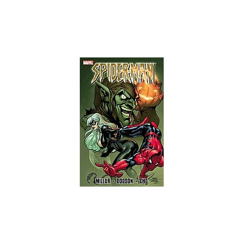 Spider-man Ultimate Collection (Paperback)