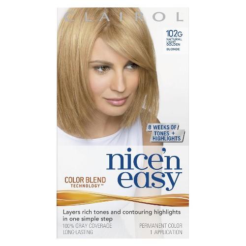 Clairol Nice N Easy Hair Color Ebay
