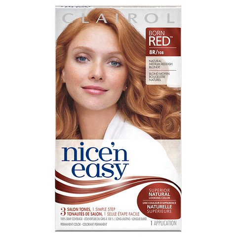 Clairol Nice N Easy Hair Color