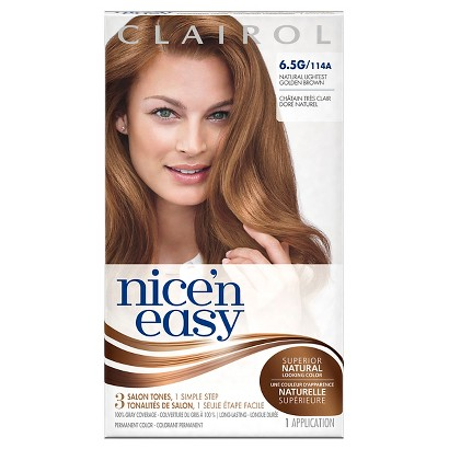 Clairol Nice N Easy Hair Color