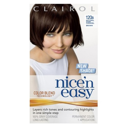 Clairol Nice N Easy Hair Color - Natural Dark Caramel Brown