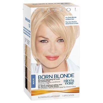 Clairol Nice N Easy Born Blonde Maxi