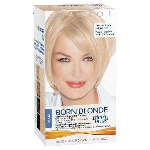 Clairol Nice N Easy Born Blonde Maxi