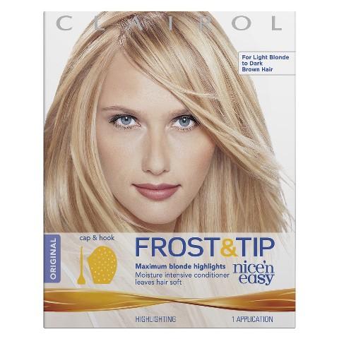 Clairol Nice N Easy Frost & Tip Original