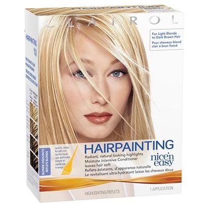 Clairol Nice N Easy Hairpainting Blonde Highlights