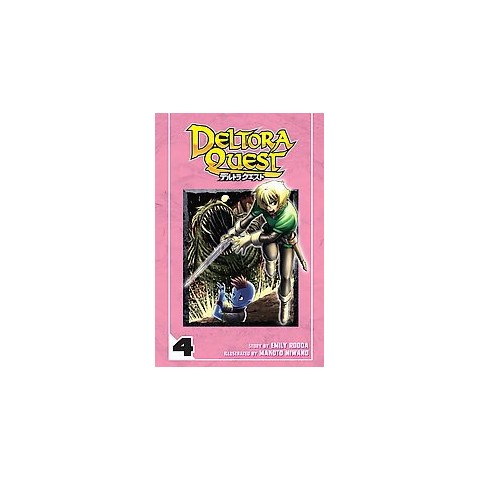 Deltora Quest 4 (Paperback)