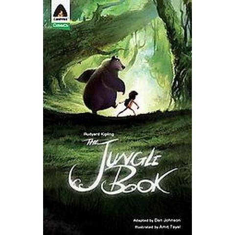 The Rudyard Kipling Jungle Book (Mixed media product)
