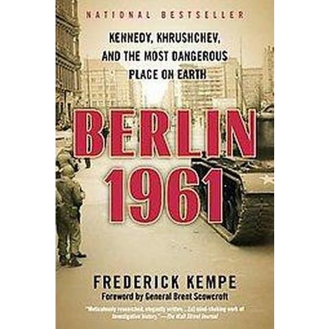Berlin 1961 (Reprint) (Paperback)