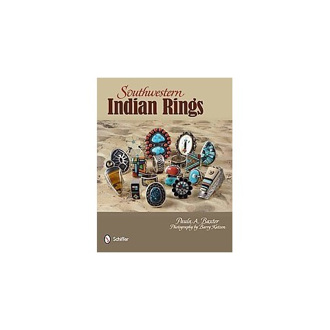 Southwestern Indian Rings (Hardcover)