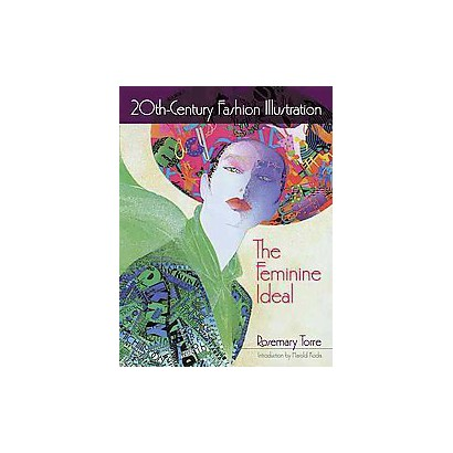 20th-century Fashion Illustration (Paperback)