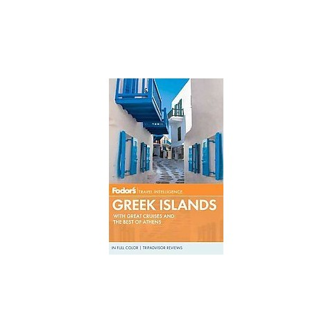 Fodor's Greek Islands (Paperback)