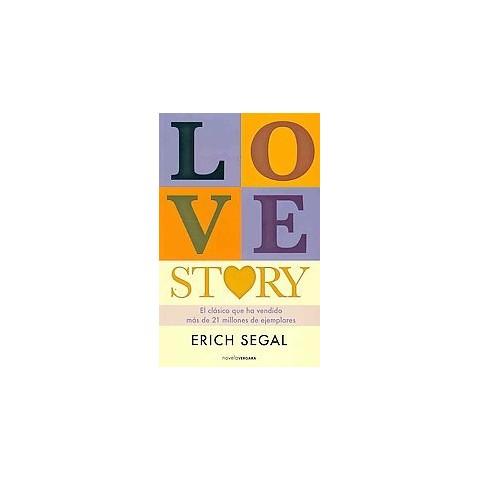 Historia de amor / Love Story (Translation) (Paperback)