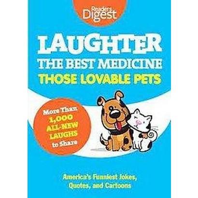 Laughter the Best Medicine (Original) (Paperback)