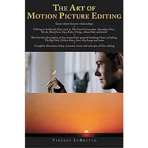 The Art of Motion Picture Editing (Paperback)