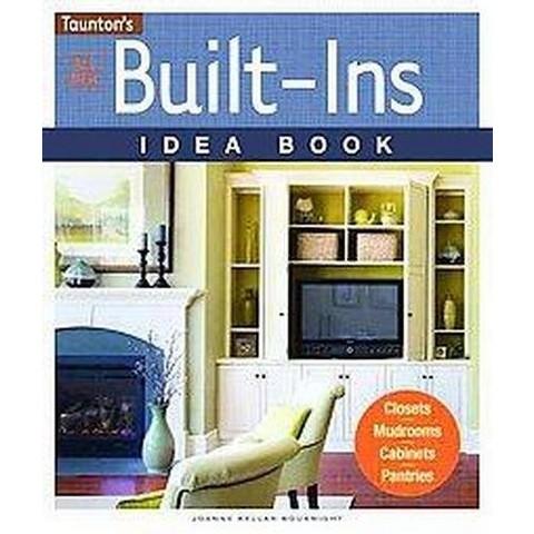 All New Built-ins Idea Book (Paperback)